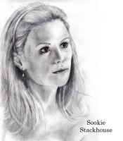 sookie stackhouse by shanaimal