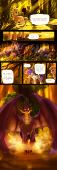MLP comic: SOADD 4-5 by AquaGalaxy