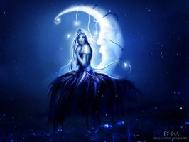 La Luna by enchanting-ce-memory