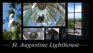St. Augustine Lighthouse by flightresponse