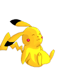 Pika animated :: click to see :: by BoyInACastle