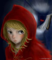 Red Riding-Hood by emenemomo
