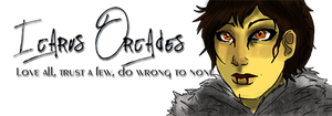Icarus Orcades - Banner by RegularFrankyFan
