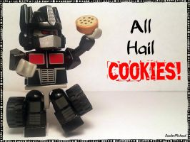 All Hail Cookies! by LeaderPinhead