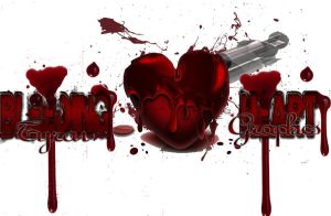 bleeding bloody heart by mademyown