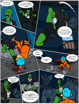 Tobias and Diago Adventure pg5 by Bug-Off