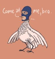 the first Spove by LouisDelacroix