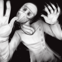 Nightmare - The Doctor by HellLemur