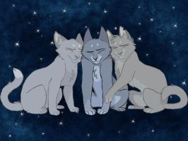 Family Forever by Graystripe64