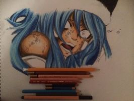Juvia~Fairy Tail by BrownBeard
