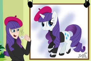 The lady everybody should know by GonzaHerMeg