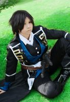 Hijikata: Chill Out by ArishigeAIKO