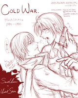 Cold War by konoesuzumiya