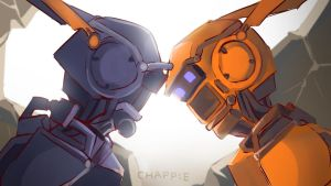 CHAPPiE by Silverzzz