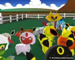 my pokemon ranch pics 3 by ShadowFang777