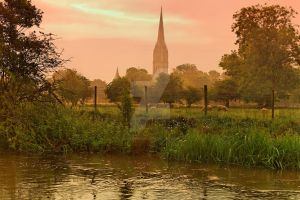 Salisbury Cathedral by JulianWells