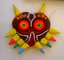 majoras mask model by Amy-2002