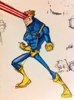 Cyclops by grizlyjerr