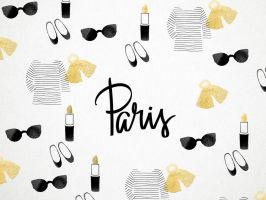 Paris White Gold by cocorie