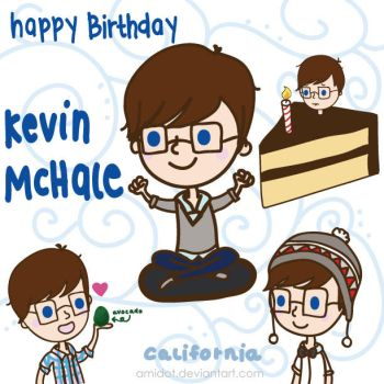 happy birthday kevin mchale by amidot
