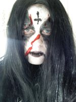 Corpse Paint by ArtisticButchery666