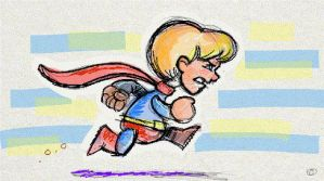 Super Kid Sprints by eric3dee