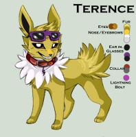 Terence REF Sheet by KasaraWolf