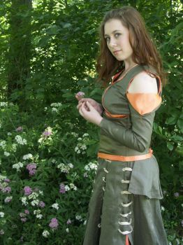 BBC Marian Cosplay--Flowers for my Love by audrey-vista