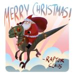 Raptor Claus by bear65