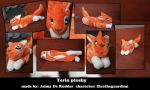 :PLUSHCO: terin by Ymia-the-cheetah