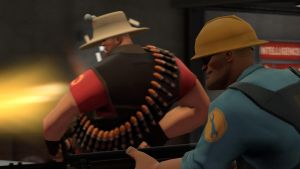 Scouts want a dispenser [SFM poster] by a0001521