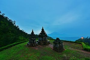 Gedong Songo Temple 4 by danusagoro