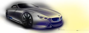 BMW RENDERING 2014 by k-mehdi