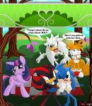 Comm: Sonic and MLP - Fight for Her by BroDogz