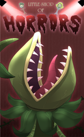 Little Shop of Horrors Cover by melph0bia