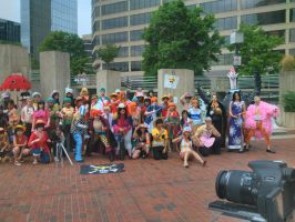 Otakon 2013 - One Piece Photoshoot 002 by mugiwaraJM