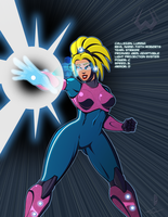 Shining Fighter - Full Color by Dualmask