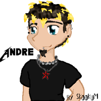 This Sexy man is Andre by skookum