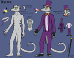 Walter Reference by TheGhoulAvenue
