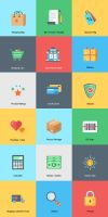 Free Ecommerce Icon Set by Designslots
