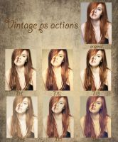 Vintage Ps Actions by emma011