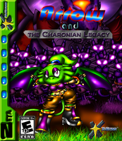 Arrow and the Charonian Legacy (Game Cover) by spdy4