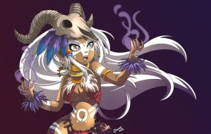The Witchdoctor by gen8