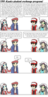 Twitch Plays Pokemon Napoleon meet Red by NoPenNameGirl