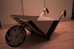So I made a wheelbarrow by Vicipedia