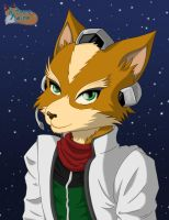 Fox McCloud by PumpkinHarmony