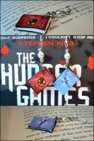 The Hunger Games Earrings by melijan
