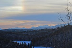 Midwinter Sundog by naptu
