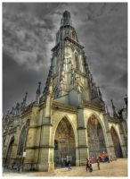 Bern Munster by ombre-blanche