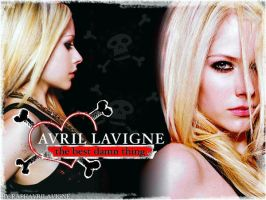 avril lavigne wallpaper by remembrancerain